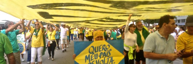 Fora Dilma: A People's Quest to End Corruption