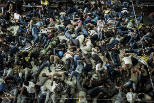 The refugee crisis has created dangerous conditions for those that experience migration.