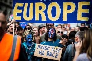 Despite protests, the UK has left the EU. Now, it's time to think of the next moves. https://flic.kr/p/JKmfrr
