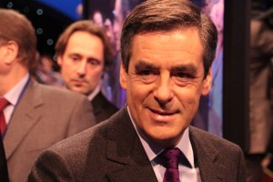 François Fillon, surprise winner of the conservative primary and now the favorite for the Presidency. https://flic.kr/p/aM7Vvp
