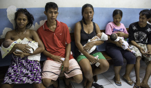 Duterte's executive order aims to reduce high fertility rates in the Philippines by providing services such as basic sexual education and family planning programs. https://flic.kr/p/hHosZ8