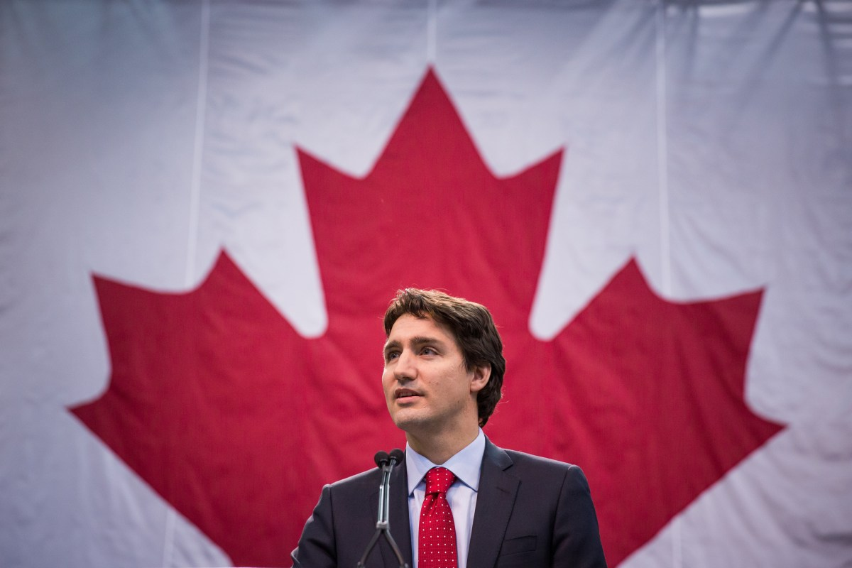 PR Façade or Potential?: Justin Trudeau as Leader of the Free World