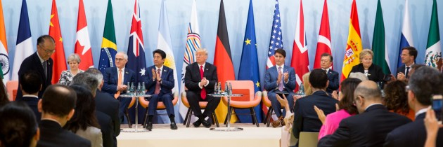 2017 G-20 Summit: A New Order