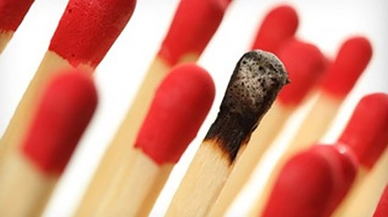 burnt-match