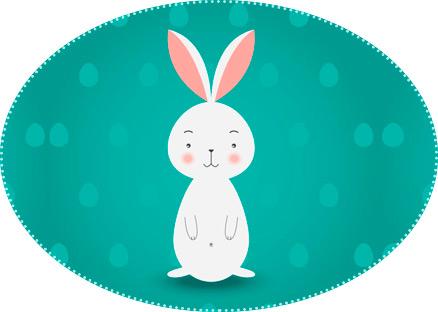 Bunny - uudenvuoden kilpailu positiivisen maailman maailmasta.