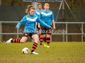 Winchester vs Portsmouth U16 Cup-1374