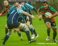 Millbrook RFC, 14/11/2015, 1st and 2nd Teams, , Hampshire, England