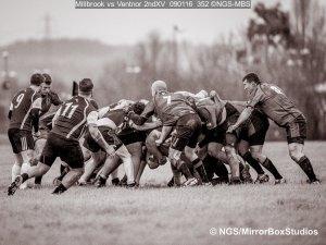 Millbrook vs Ventnor 2ndXV