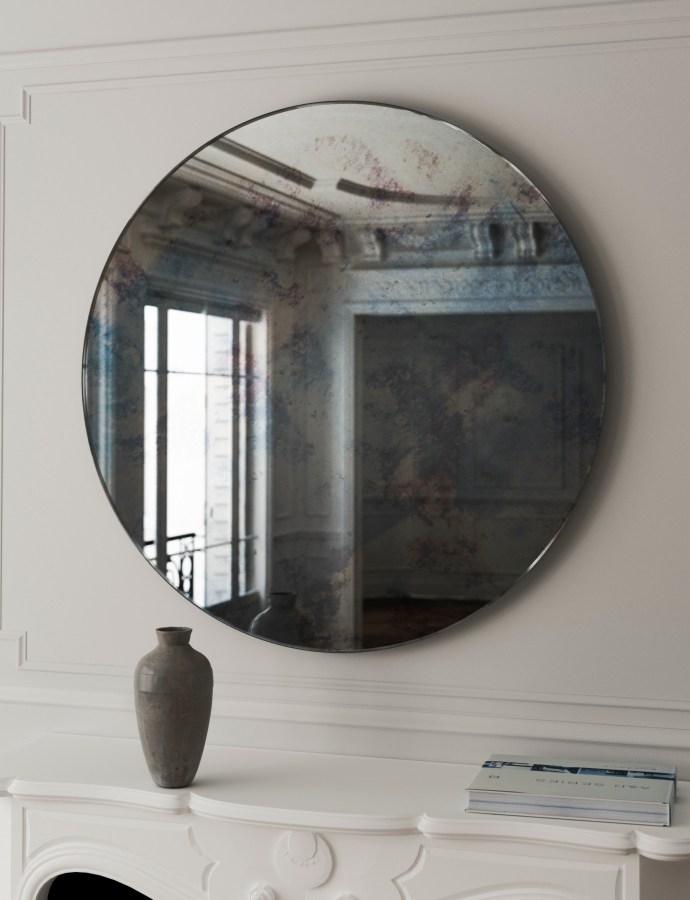 9 Best Frameless Antiqued Mirrors