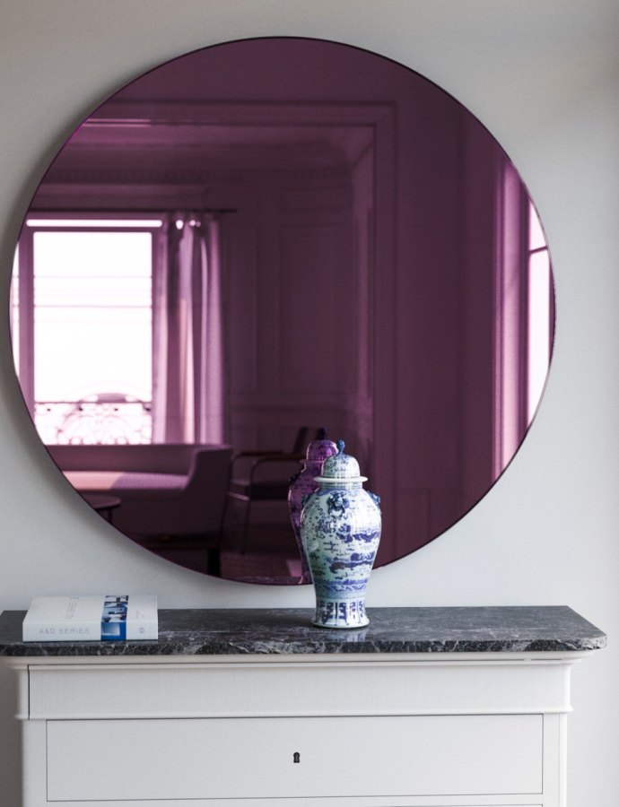 Finding The Perfect Pink Glass Mirror