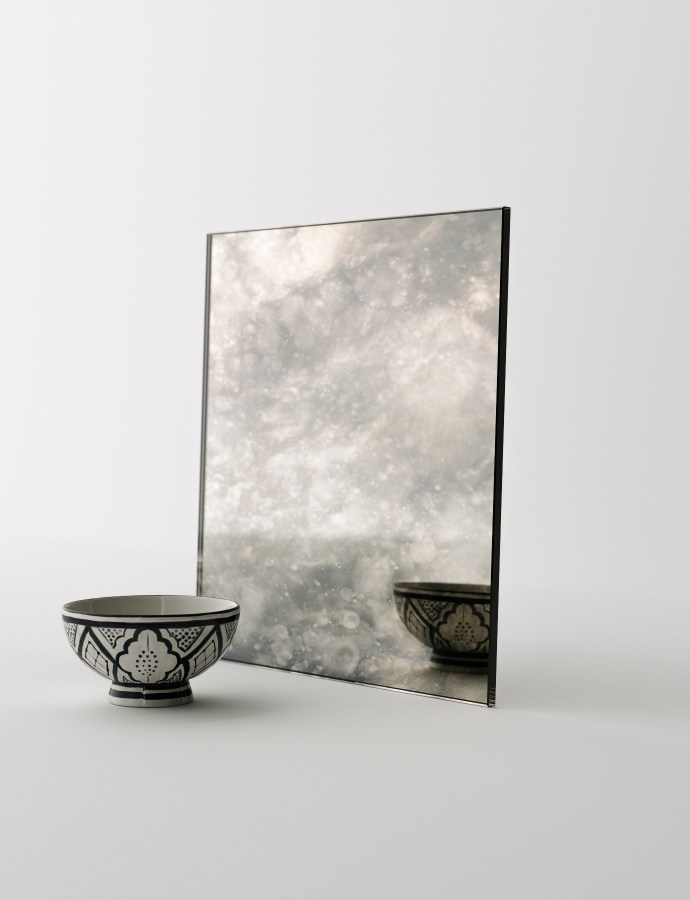 Finding Antiqued Mirror Tiles