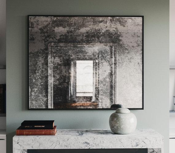Finding The Best Large Black Framed Mirror