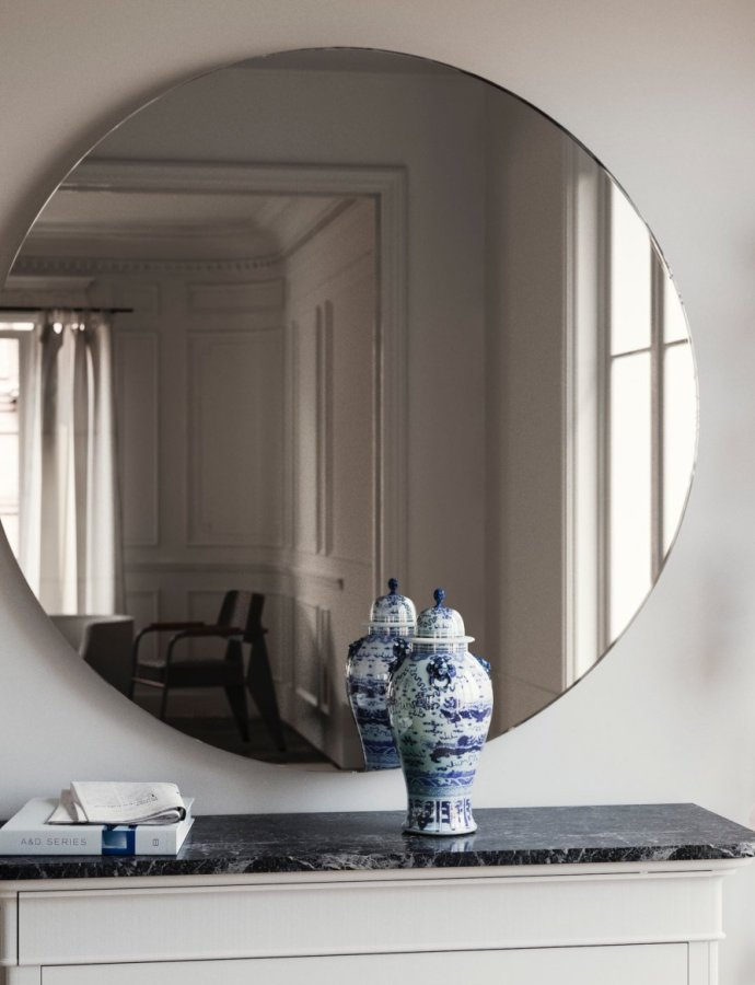 Your Guide To Oversized Mirrors [March 2021]