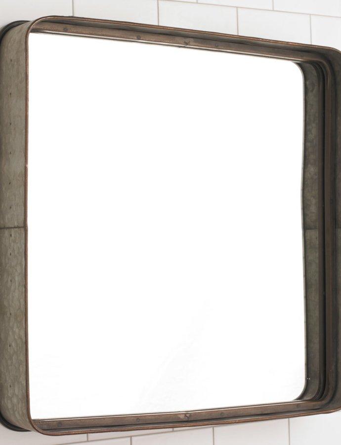 The Best Brushed Nickel Bathroom Mirror