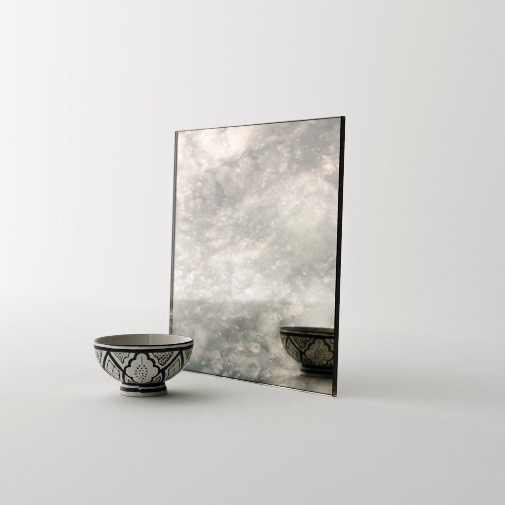 custom mirror tiles