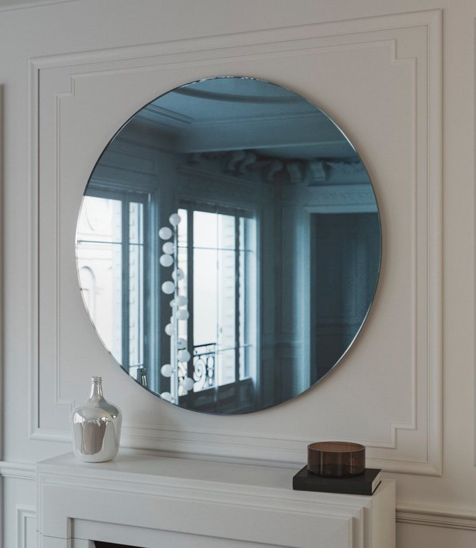 Large Round Wall Mirrors [June 2020]