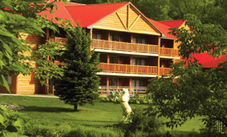 Meadow Brook Resort Dells