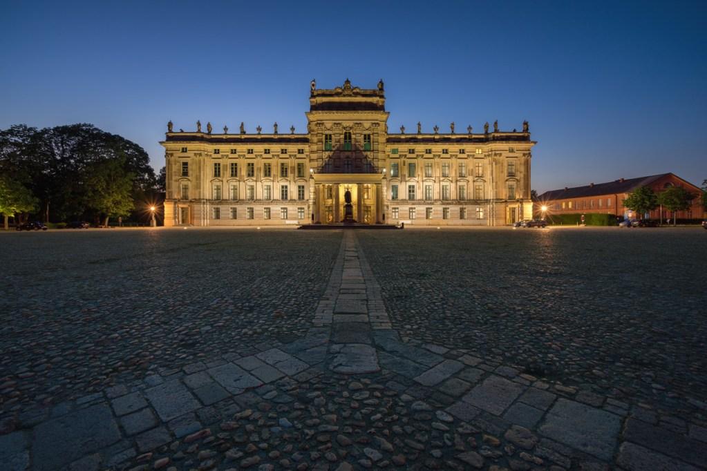 Das Schloss in Ludwigslust