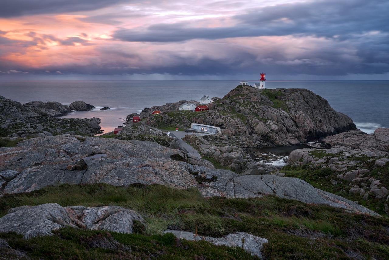 Kap Lindesnes in Norwegen