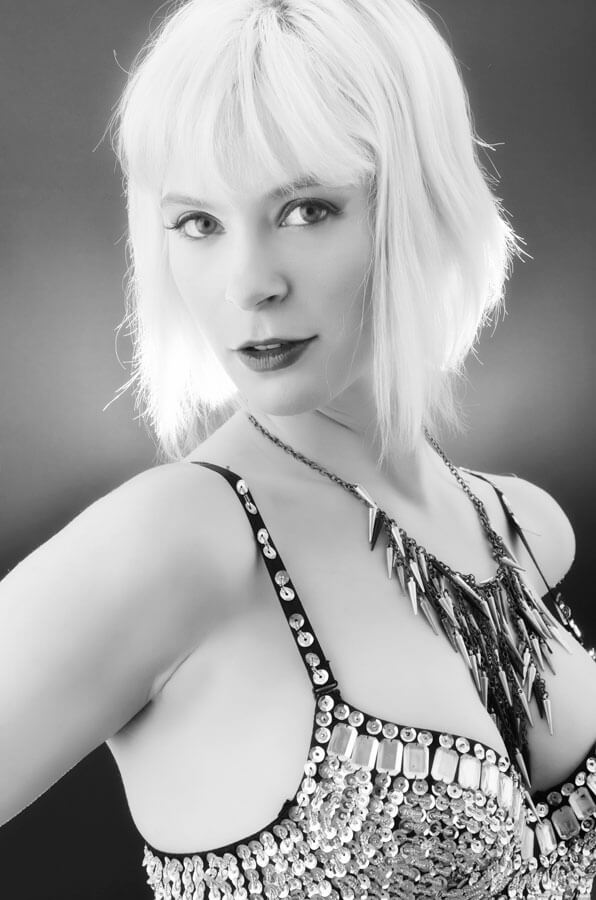 Boudoir Photography in Black & White