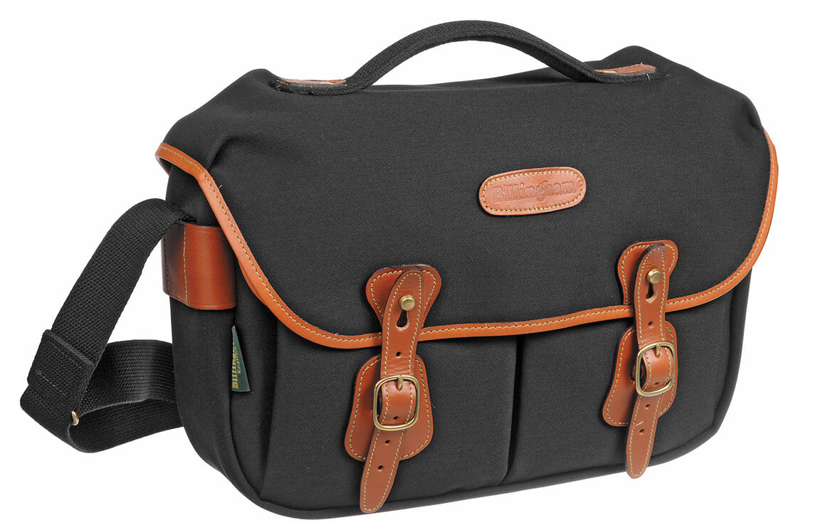 A few of my favorite things: Billingham Camera Bags