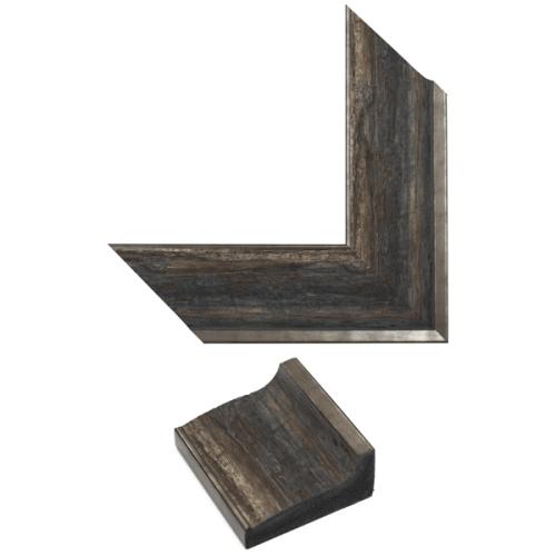 Rustic Harbor Mirror Frame Samples