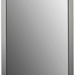 5000 Silver Mirror Frame