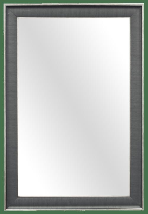 tuxedo diy mirror frame