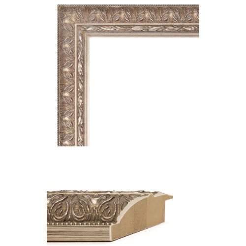 1460 Champagne Mirror Frame Sample