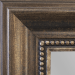 2410 Majesty Framed Mirror