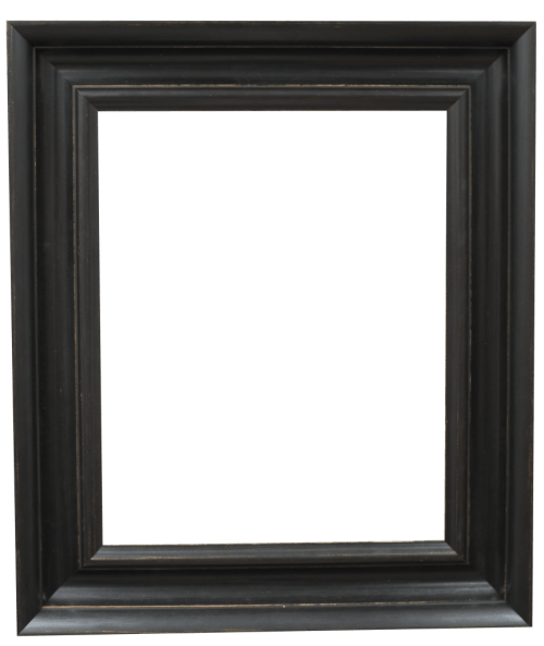 Wide Brack Mirror Frame