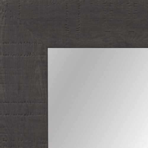 4066 Dark Walnut Oakwood Framed Mirror