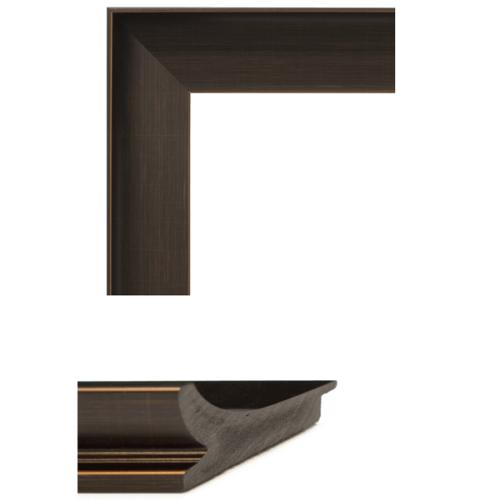 4082 Bronze Mirror Frame Sample