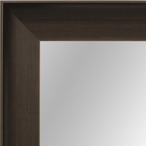 4082 Bronze Framed Mirror