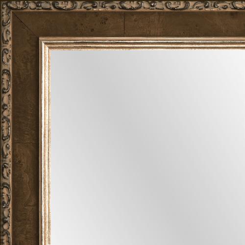 2429 Pumpernickel Framed Mirror