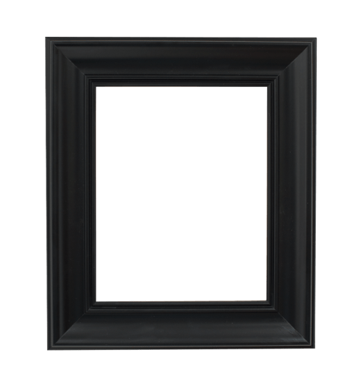 Black Mirror Frame