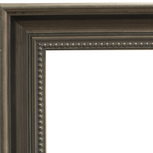 2446 Dark Pewter Mirror Frame