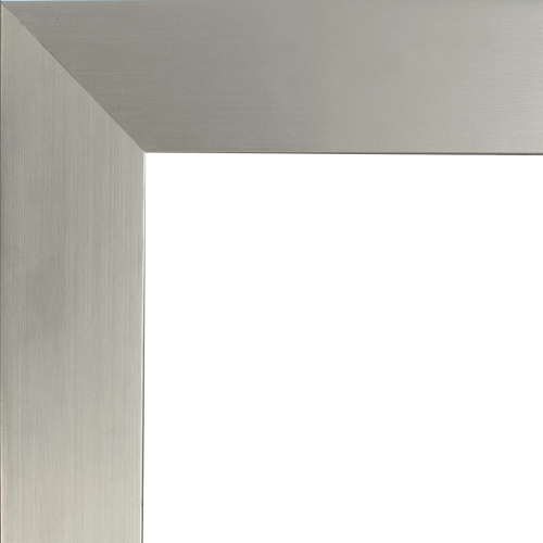 4143 Stainless Steel Mirror Frame
