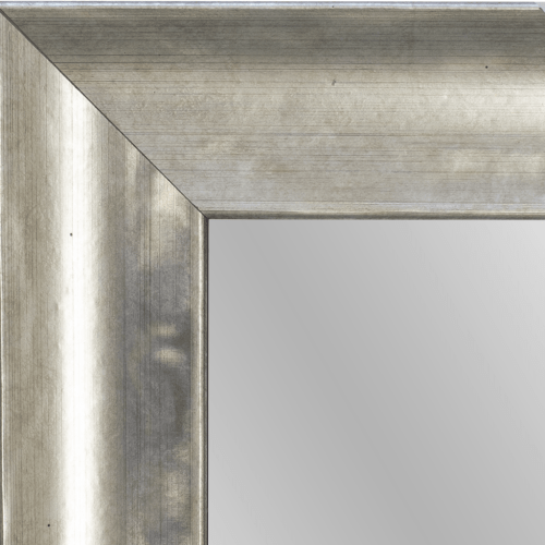 4147 Frost Framed Mirror