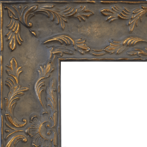 4149 Renaissance Antique Brown Mirror Frame