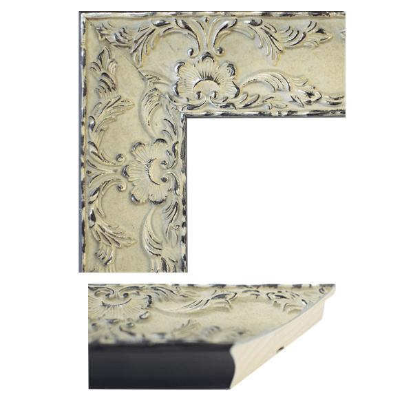 reniassance white mirror frame samples