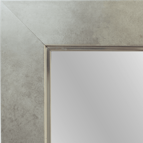 4157 Thunderstorm Framed Mirror