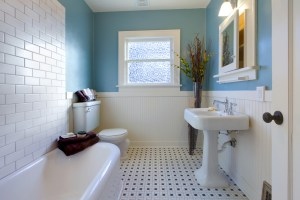 Getting your bathroom ready for spring