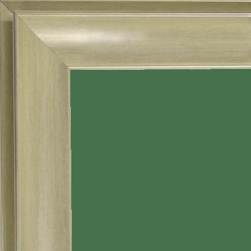 4165 Tempo Golden Scoop Mirror Frame