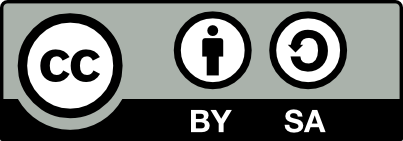 Icon CC BY SA