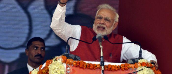 भारत की प्रगति के लिए कड़ी मेहनत करने वाला हर कोई चौकीदार है – मोदी