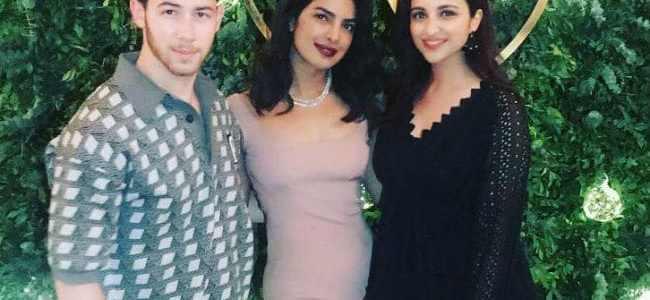 पता चल गया कि प्रियंका की शादी में जीजू ने परिणीति को जूता चुराने के बदले क्या दिया