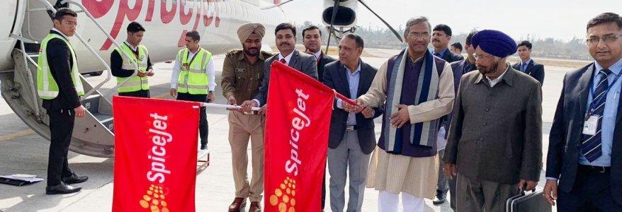 उत्तराखंड – देहरादून से जयपुर, जम्मू और अमृतसर के लिए हवाई सेवा शुरू, सीएम ने भी की अमृतसर की यात्रा