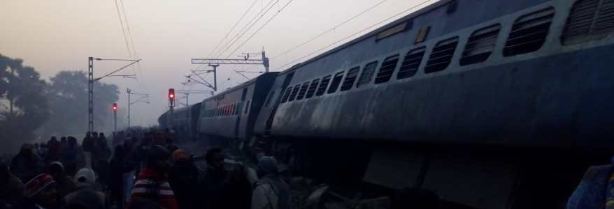 रेल हादसा – आधे दर्जन से ज्यादा की मौत, दर्जनभर लोग घायल