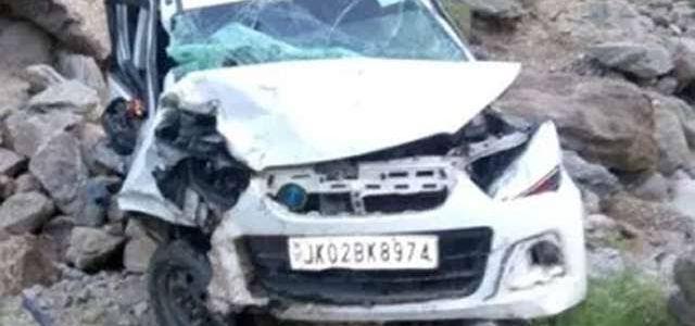 उत्तराखंड : कार खाई में गिरने से सेना के जवान सहित चार लोगों की दर्दनाक मौत